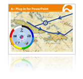 A+ PowerPoint Plug-in Software
