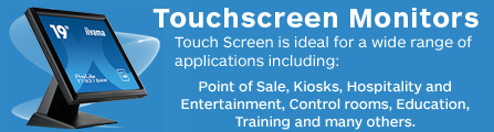 Touch Screen Banner