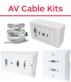 Display AV Install Kits