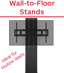 Wall-to-Floor Stands