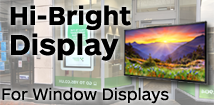 High Brightness displays