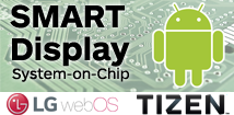 System on chip / Smart displays