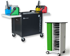 iPad & Tablet Security Trolleys