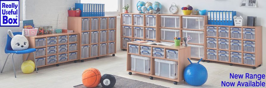 Really Useful Box Storage Range Now Available