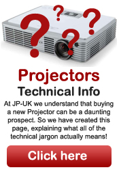 Projectors Technical Info