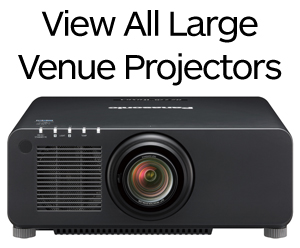 View All Installation and Large Venue Projectors