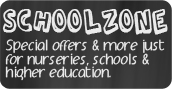 Special offers for Schools and higher education