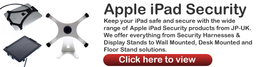 JP-UK Apple iPad Security