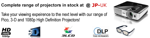 JP-UK Projectors